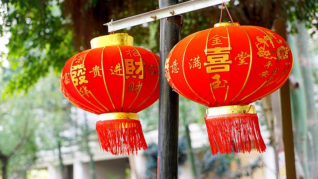 中国の旧正月のプレゼントは?タブーな贈り物は何?
