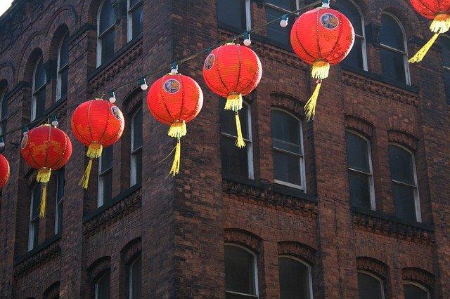 中国の旧正月