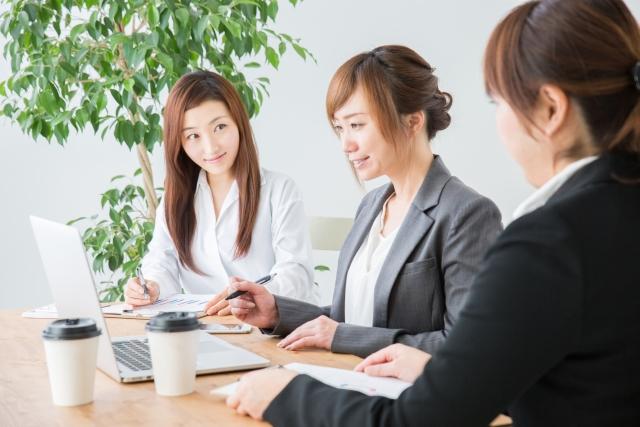 職場でのあざとい女性