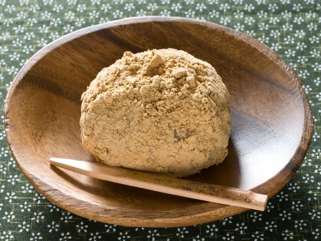 おはぎのきな粉が湿る!原因を解明しておいしいおはぎを作ろう!