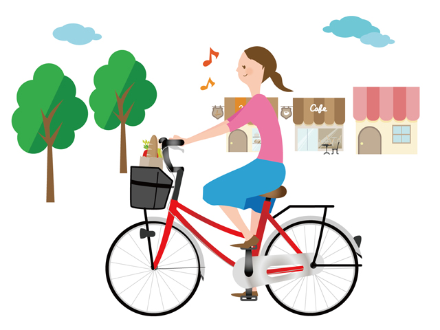 自転車のライトは何がいいの?ママチャリにつけるならこの種類!