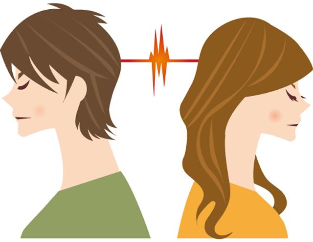 夫婦喧嘩で妻と気まずい。無言状態から抜け出す方法