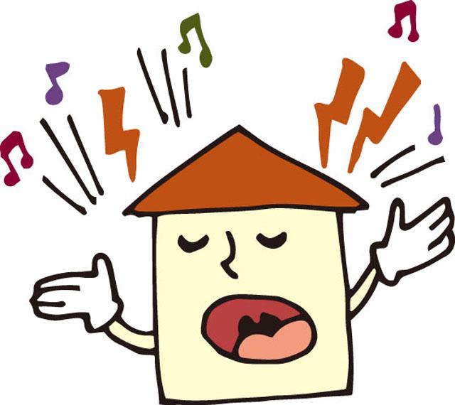 隣人がうるさい!戸建てに住んでいても騒音被害あり