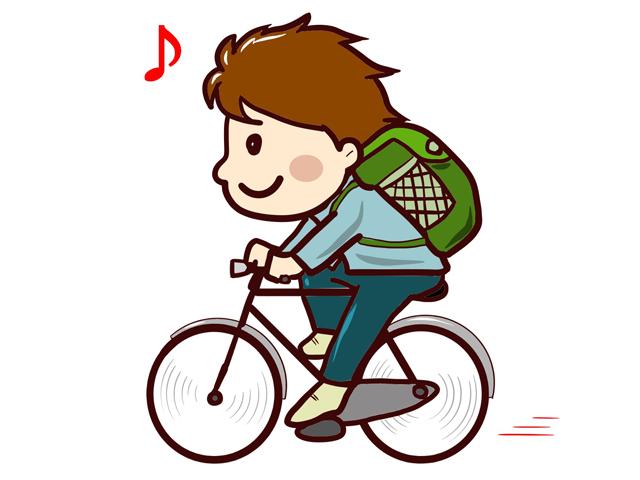 自転車のライトがうるさい!変な音を直すためには?
